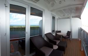Nieuw Amsterdam - SS 6068 - Balcony