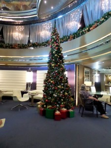 Atrium Christmas Tree