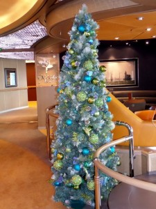 Ocean Bar Christmas Tree